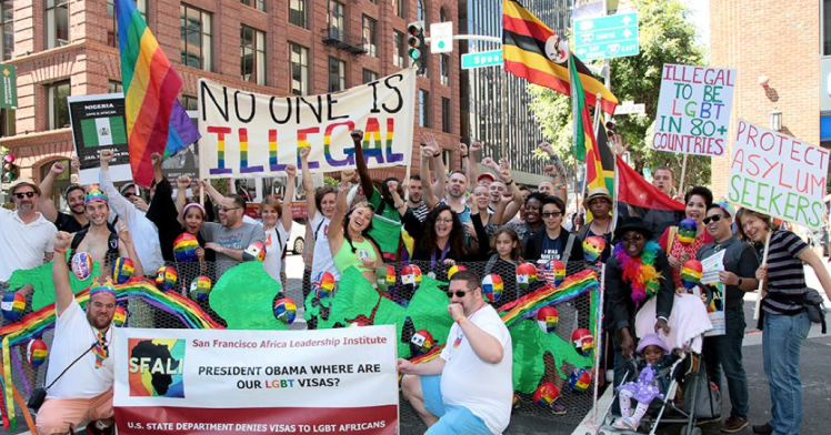 LGBT Melanie Nathan San Francisco Pride Community GM 2014