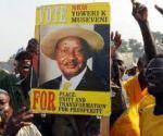 museveni voters