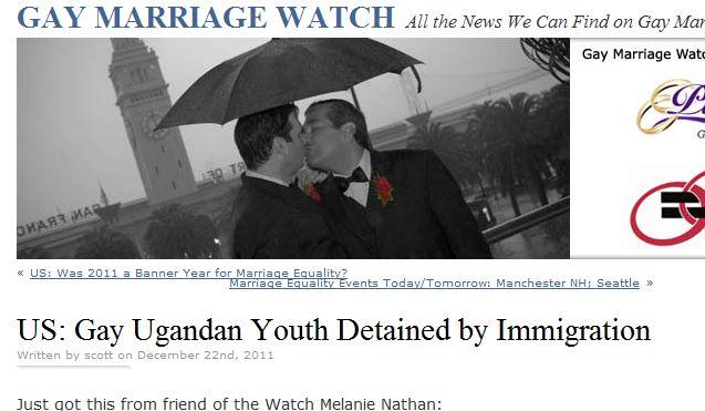 Gay uganda blog, jack simmons fucking