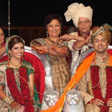 dewani wedding