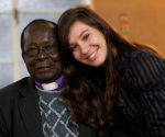 kristi and Bishop Christopher Sonjonyo