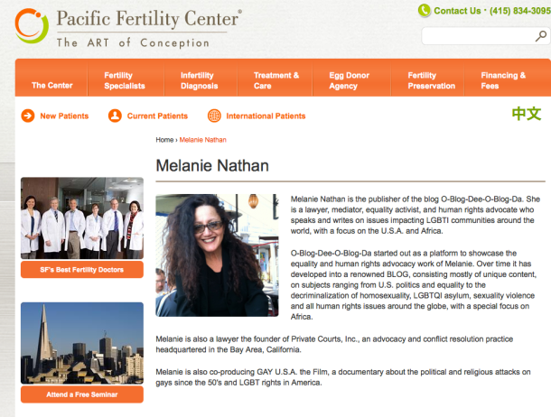 http://www.pacificfertilitycenter.com/users/melanie-nathan