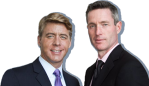 Jimmy LaSalvia, Christopher R. Barron, GOProud Co-Founders