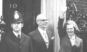 Margaret Thatcher takes office in 1979