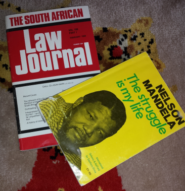 Mandela my books