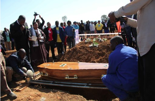 Rest in Peace Dudu Zozo but we will not rest until the murderous hater is brought to justice