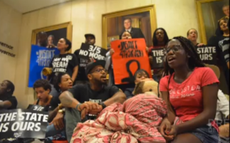 Dream Defenders taking Florida back for the people