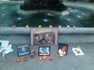 boston memorial for dwayne pic 2