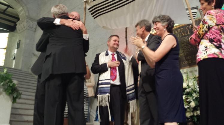 Reform Gay Jewish Wedding