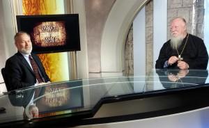 "scottlively.net - ""TV Interview at Gorky Film Studios"""