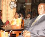 Pic Vice President, Edward Ssekandi