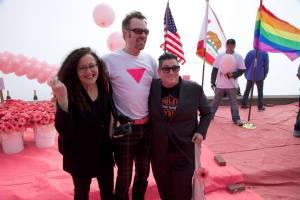 Mel, Patrick Carney, Lea Delaria