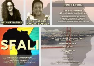 San Francisco Africa Leadership Institute