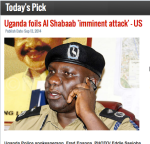 Terror attack in uganda thwarted