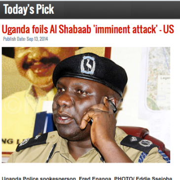 Terror attack in uganda thwarted