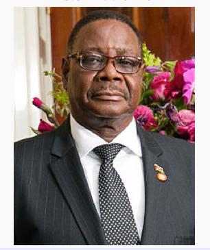Arthur Peter Mutharika
