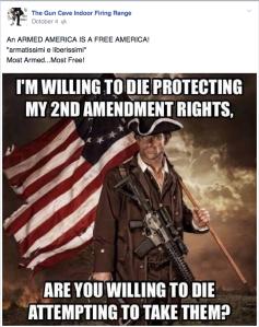 Muslims guns and gun range - Christians ONLY!