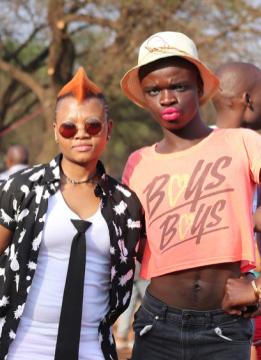 Soweto Pride 2014 INKANYISO