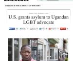 Intersex Advocate Mawanda