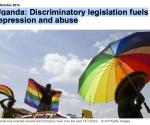 Discriminatory legislation