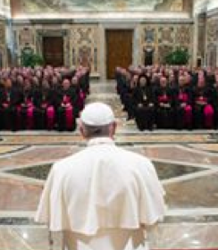 Pope Francis and Anti-gay Catholic Bishops