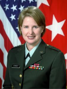 Lieutenant General Claudia Kennedy