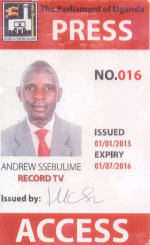 Andrew SSebulime