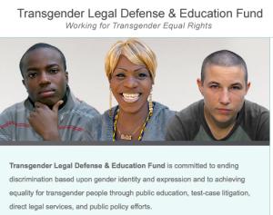 transgender legal defense fund