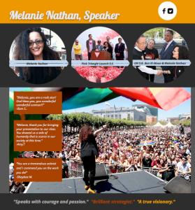 speaker mel nathan