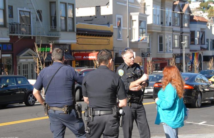 SFPD | Pic: Bill Wilson