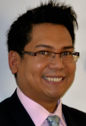 Glenn D. Magpantay NQAPIA's  Executive Director