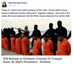 Coptic Christians, Christianity, Islam, ISIS