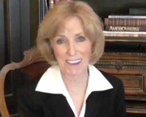 Texas Republican State Representative Debbie Riddle