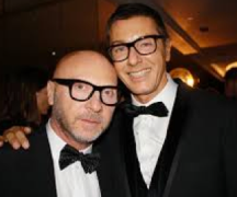 Once lovers now Homophobes Dolce and Gabbana Turn Coats