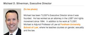 Michael Silverman TLDEF