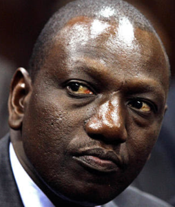 Anti-Gay  - crimes against humanity charges against Ruto