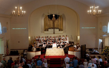 TRURO CHURCH