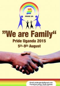 Pride Uganda 2015