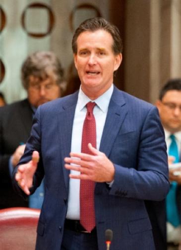 New York State Senator Flanngan