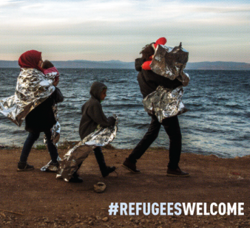 Refugees Welcome campaign