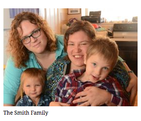 Trans Smith Family Lambda CO Case
