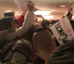 Bedlam at Creating Change Conference shutting down Jewish event