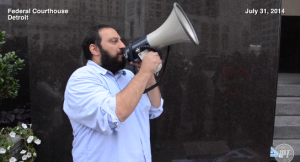 Hamet Abudeyyeh Director at AAAN where Odeh served as his deputy director.