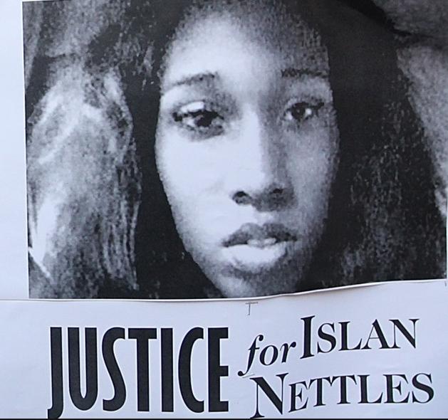 Islan Nettles Funeral Activists to Ra...