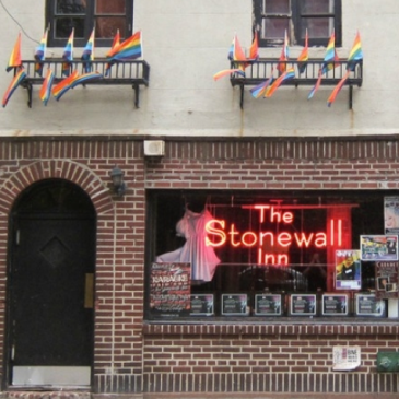 assault at Stonewall Inn