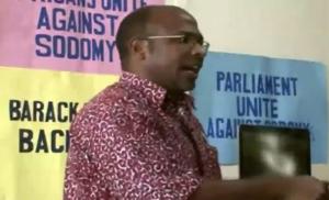 Potty Mouth Pastor Ssempa