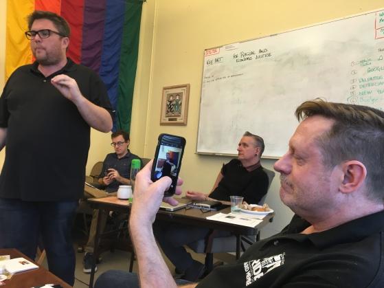 Scott IDK Pride contractor