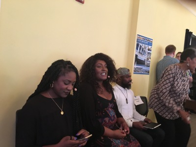Alicia Garza, Black Lives Matter at San Francisco Pride and Commonwealth Club forum | Photo M. Nathan