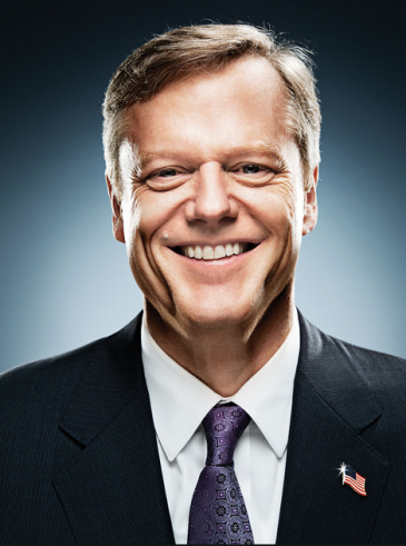 MA, Governor Charlie Baker, Republican
