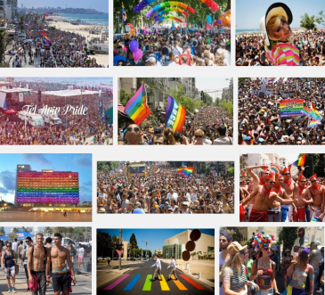 Tel Avivv Pride